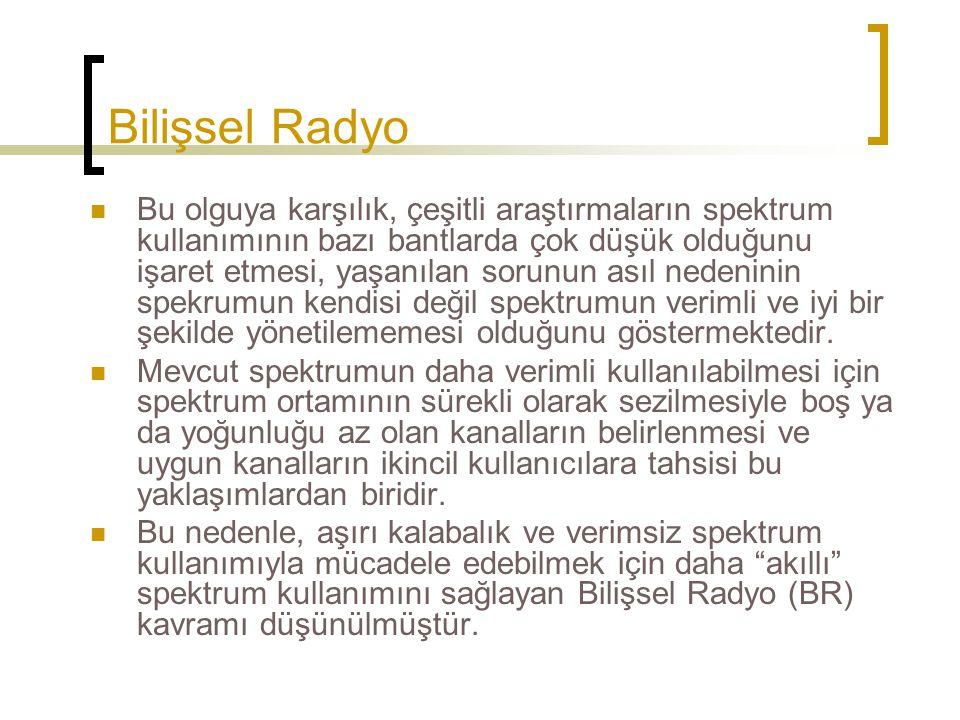 Bilişsel Radyo