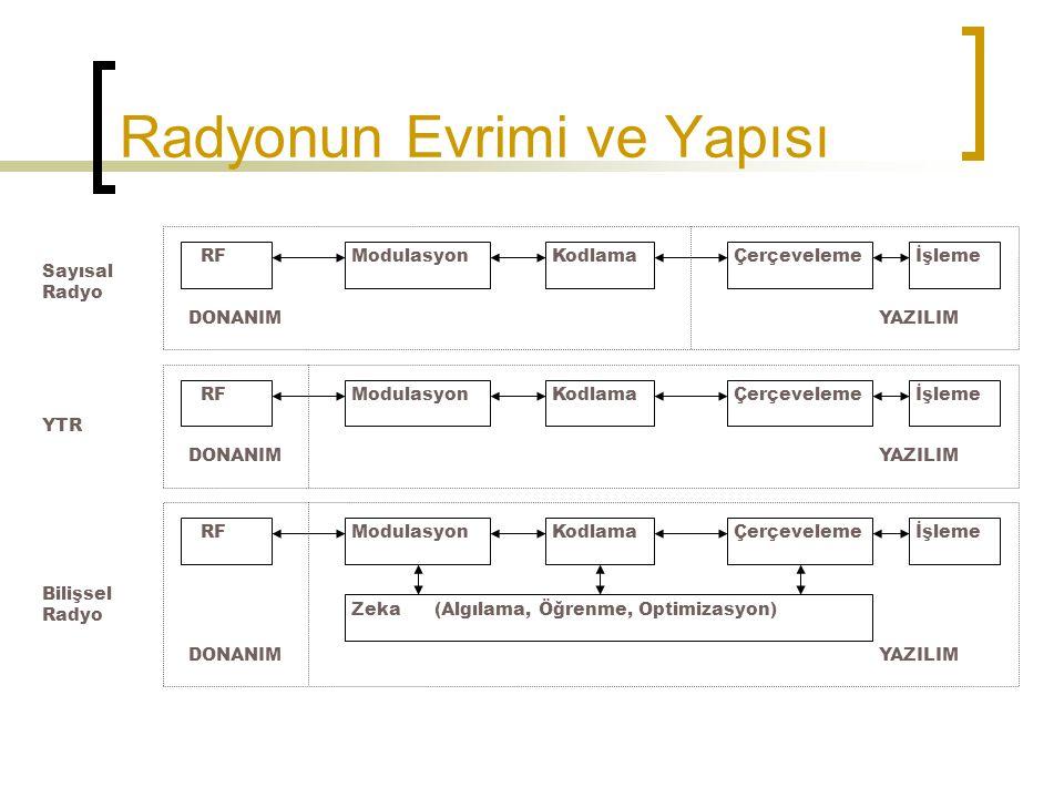 Radyonun Evrimi ve Yapısı