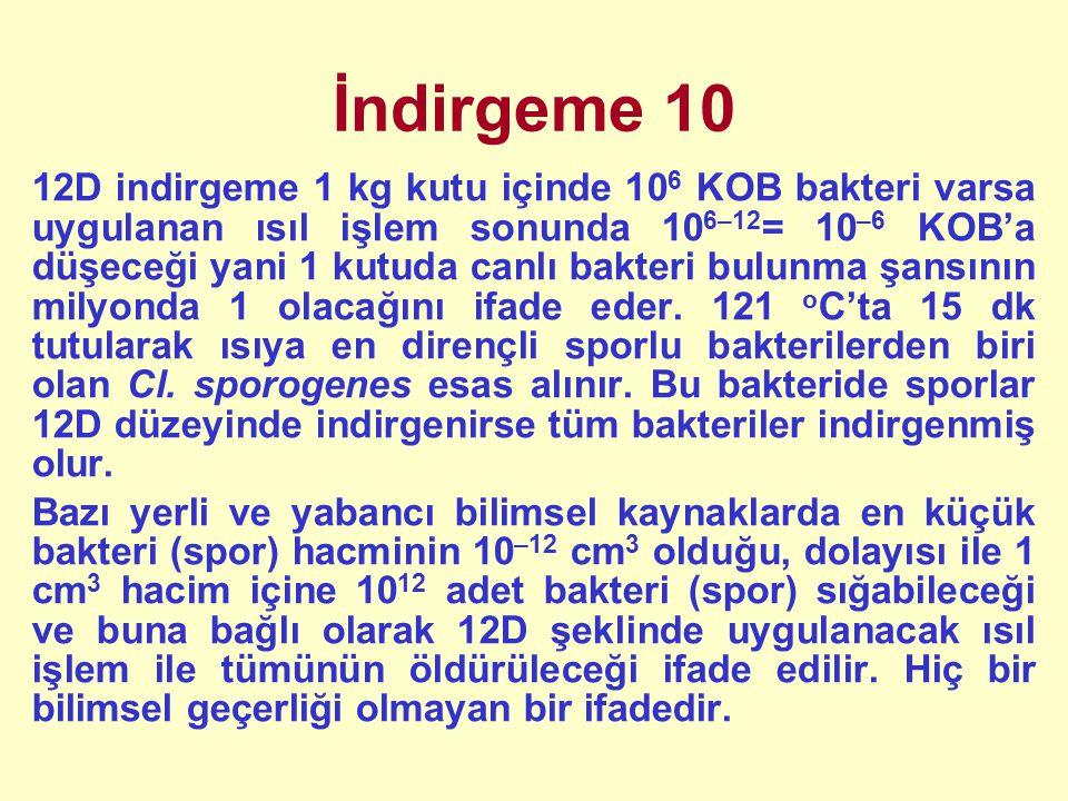 İndirgeme 10