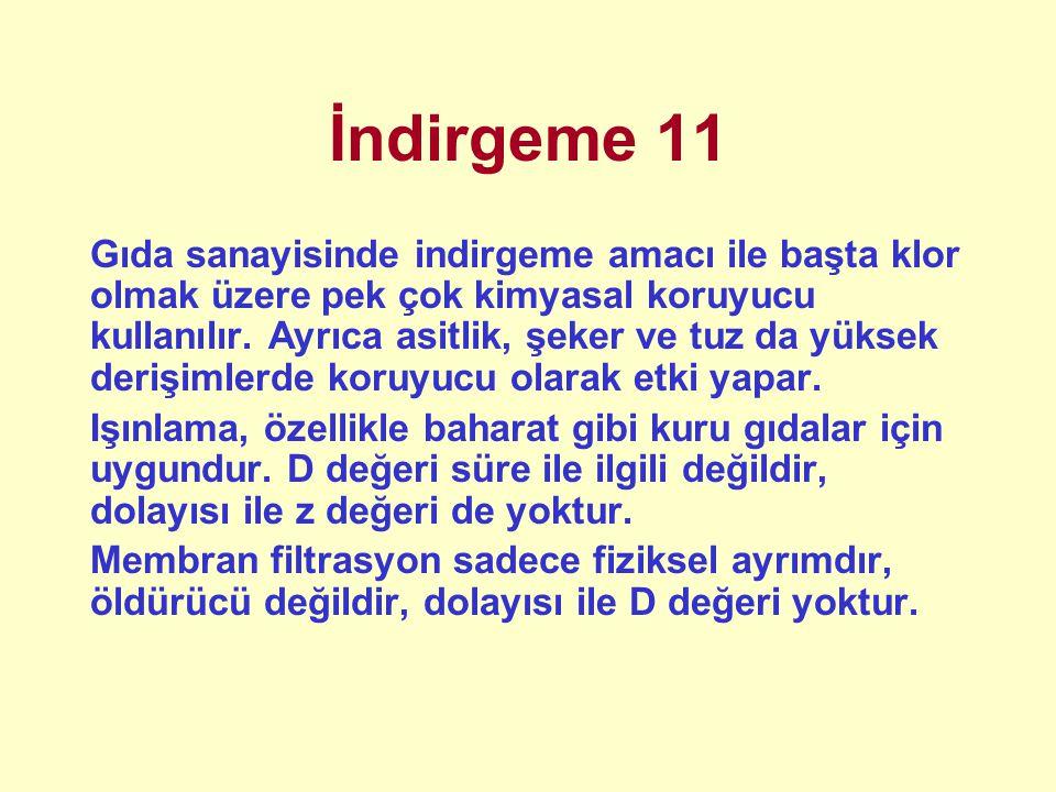 İndirgeme 11