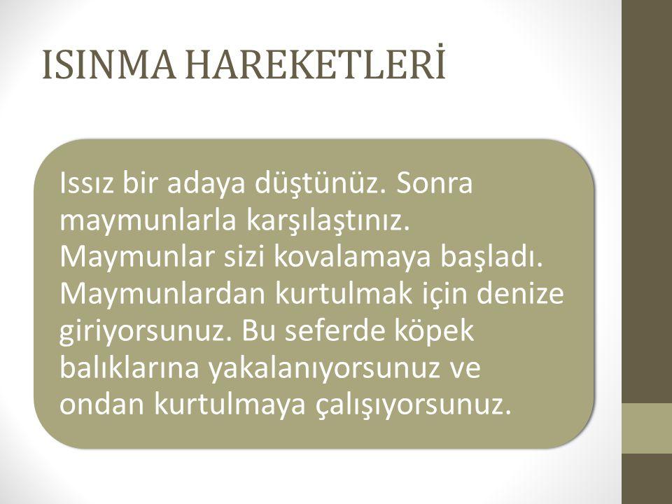 ISINMA HAREKETLERİ
