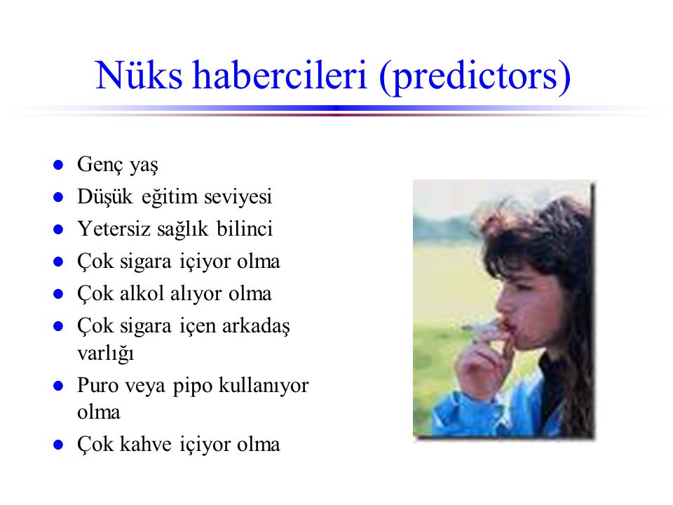 Nüks habercileri (predictors)
