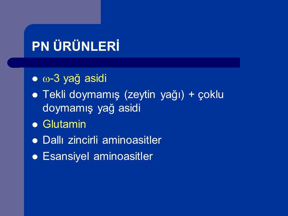 PN ÜRÜNLERİ -3 yağ asidi