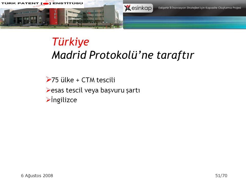 Türkiye Madrid Protokolü'ne taraftır