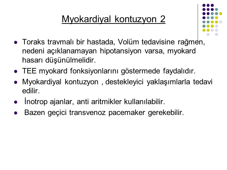 Myokardiyal kontuzyon 2