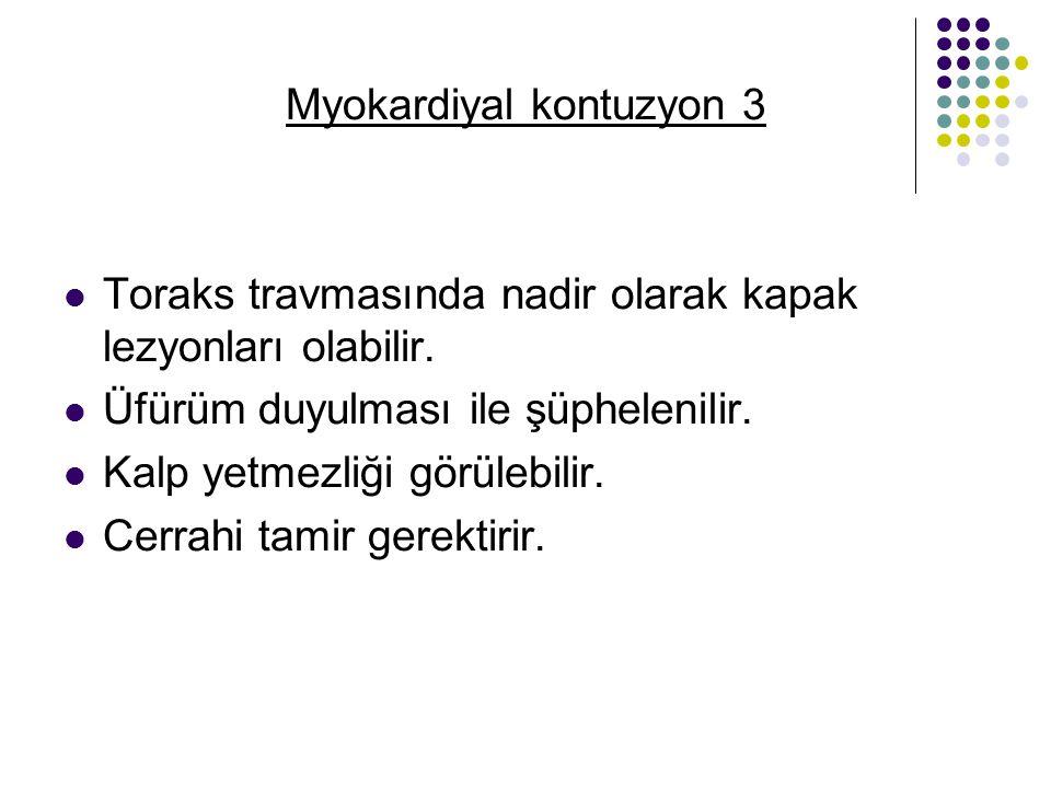 Myokardiyal kontuzyon 3