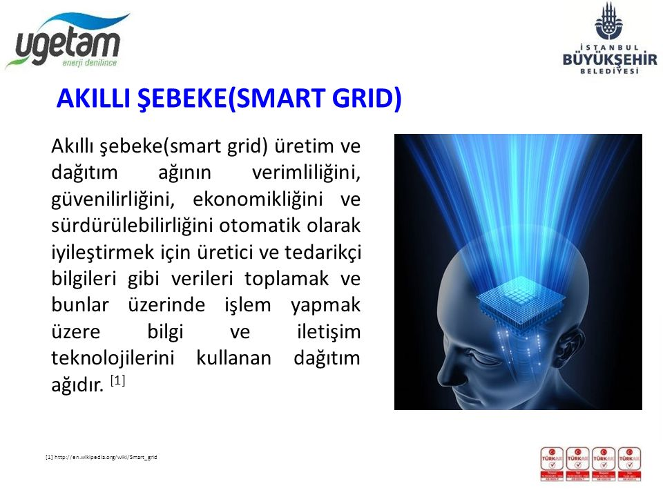 AKILLI ŞEBEKE(SMART GRID)
