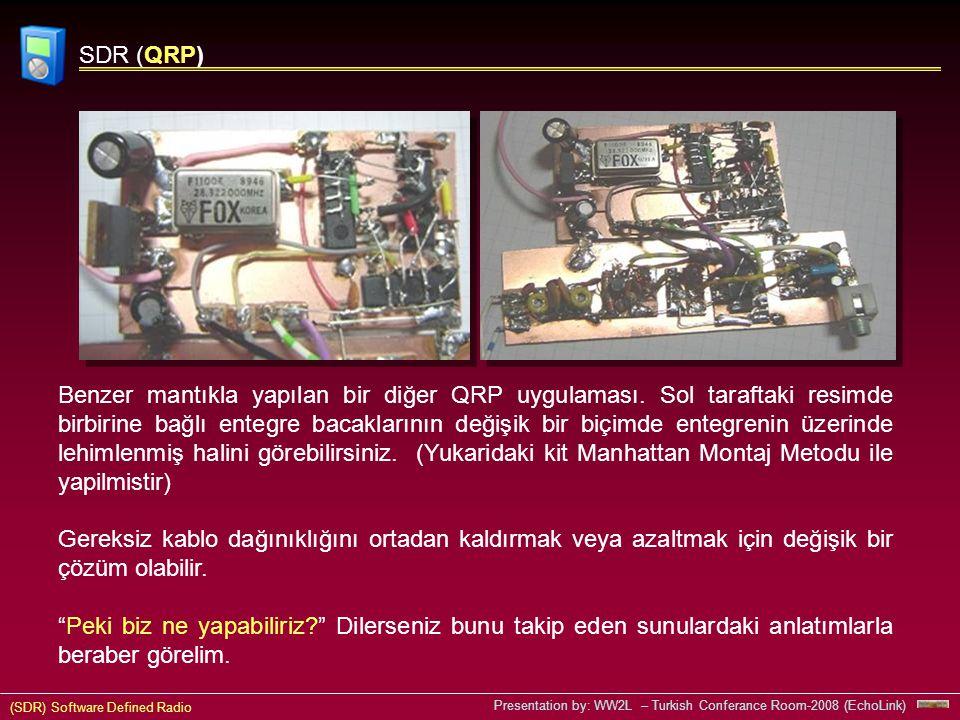 SDR (QRP)