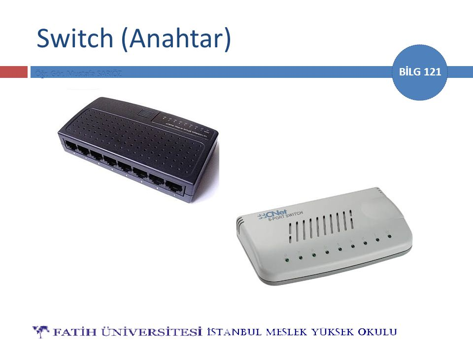 Switch (Anahtar)