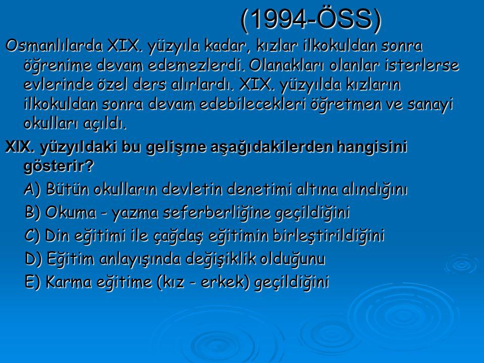 (1994-ÖSS)