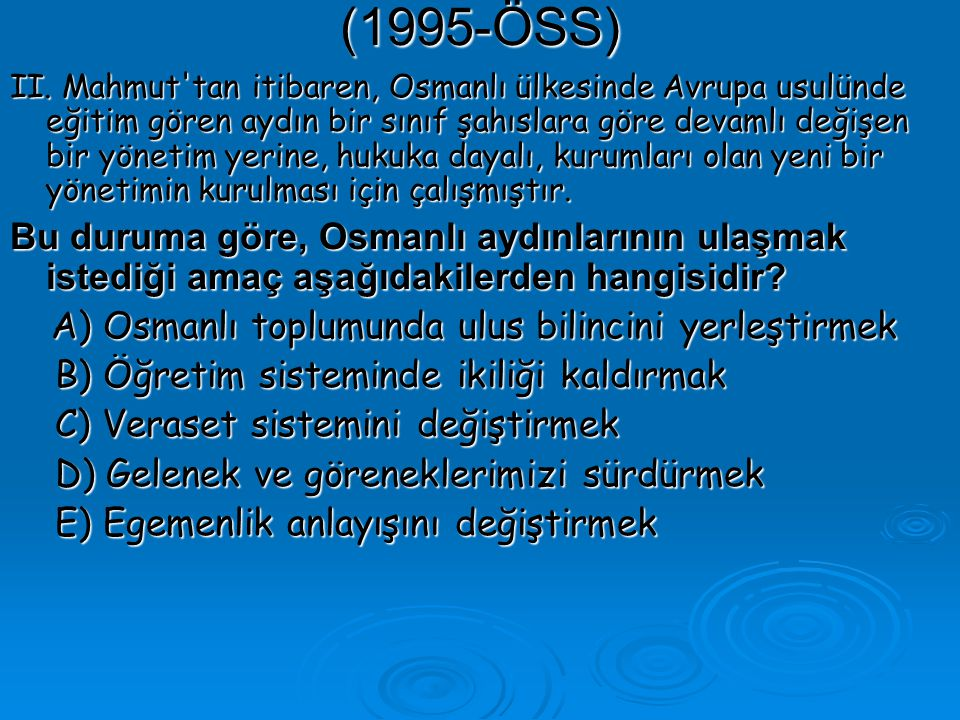 (1995-ÖSS)