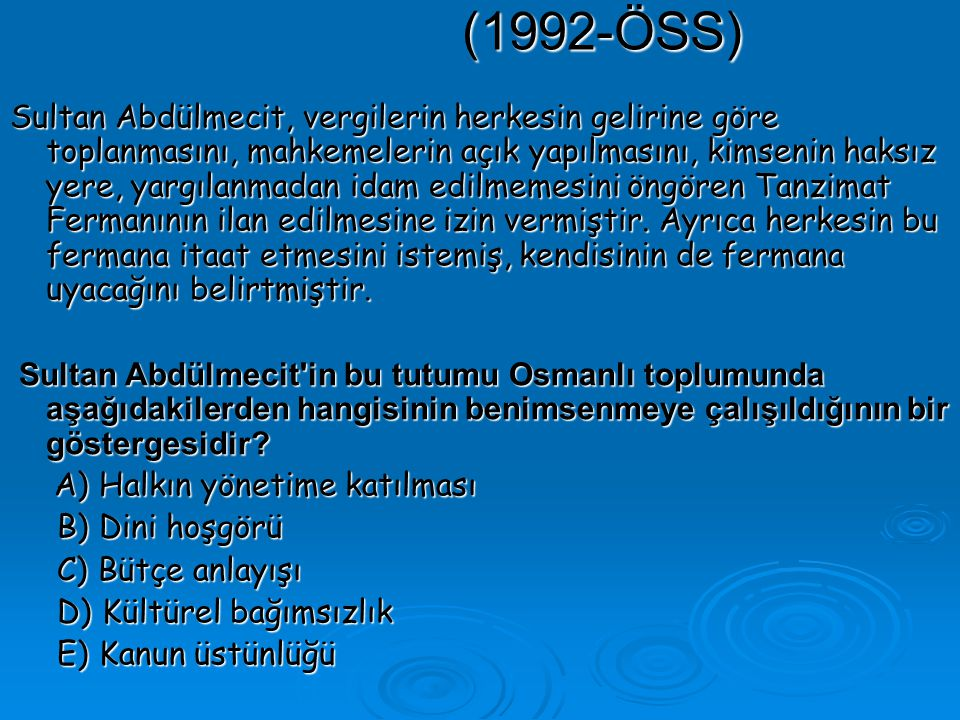 (1992-ÖSS)