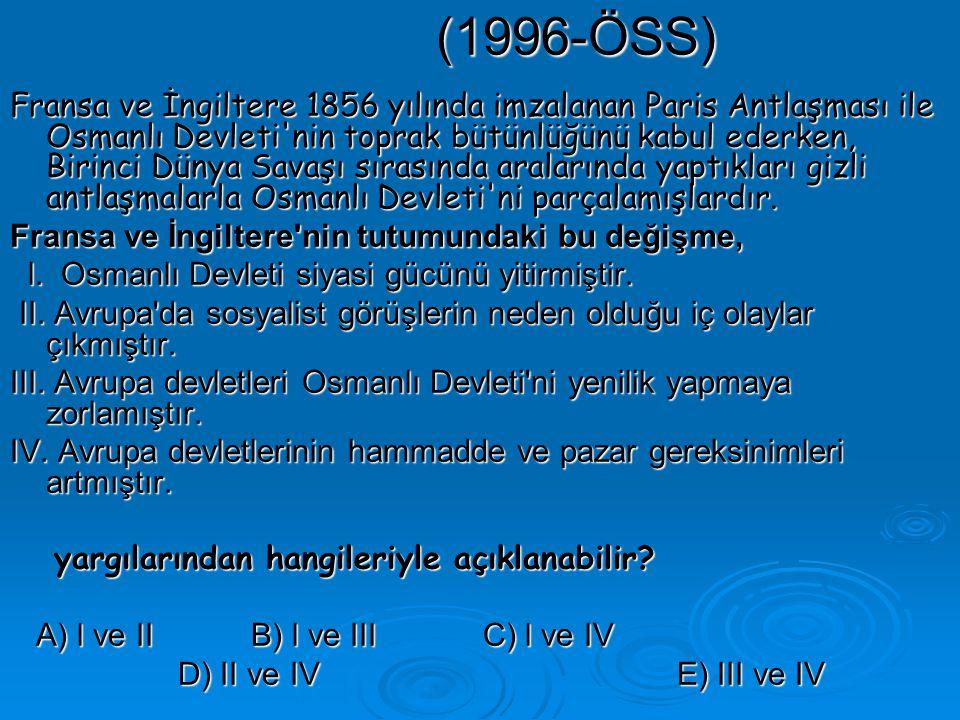 (1996-ÖSS)