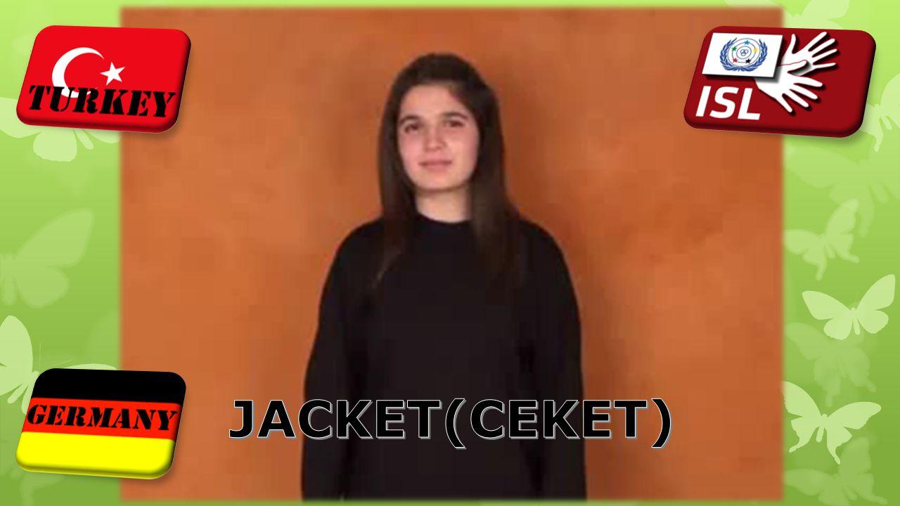 JACKET(CEKET)