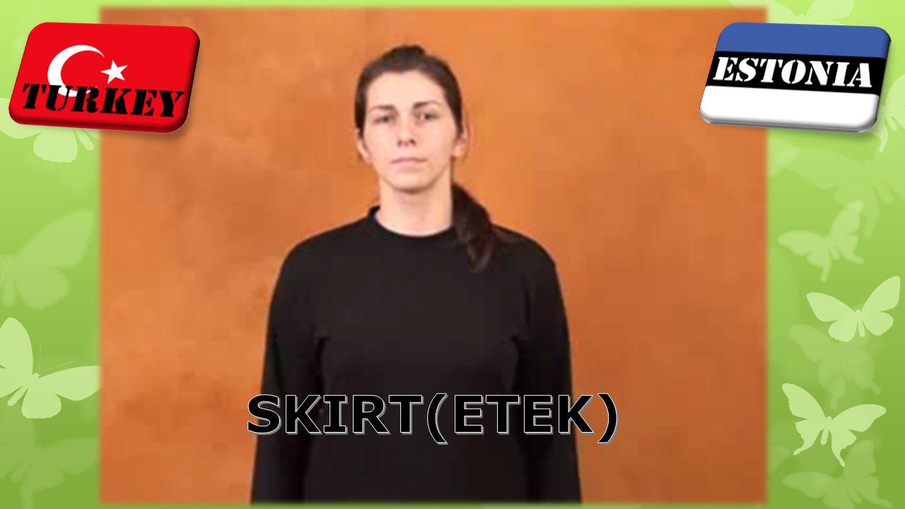 SKIRT(ETEK)