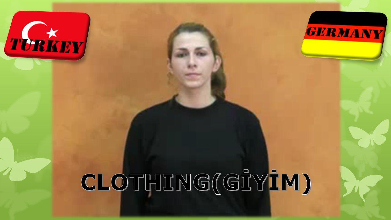 CLOTHING(GİYİM)