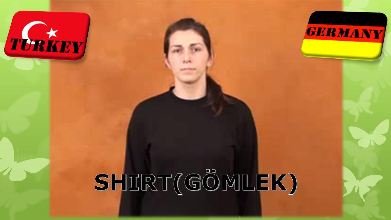 SHIRT(GÖMLEK)