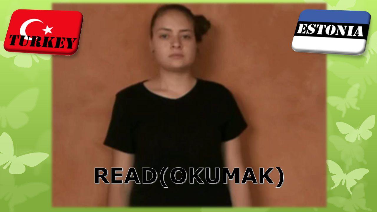 READ(OKUMAK)