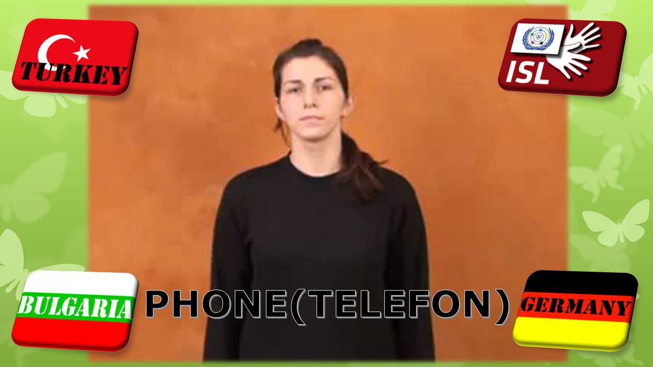 PHONE(TELEFON)