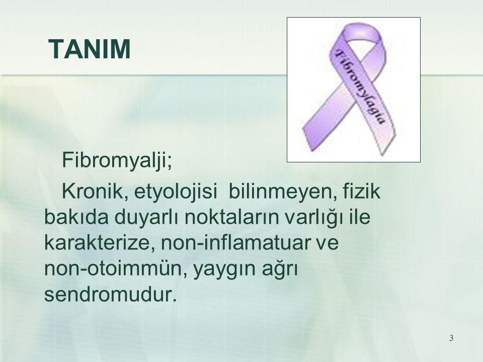 TANIM Fibromyalji;