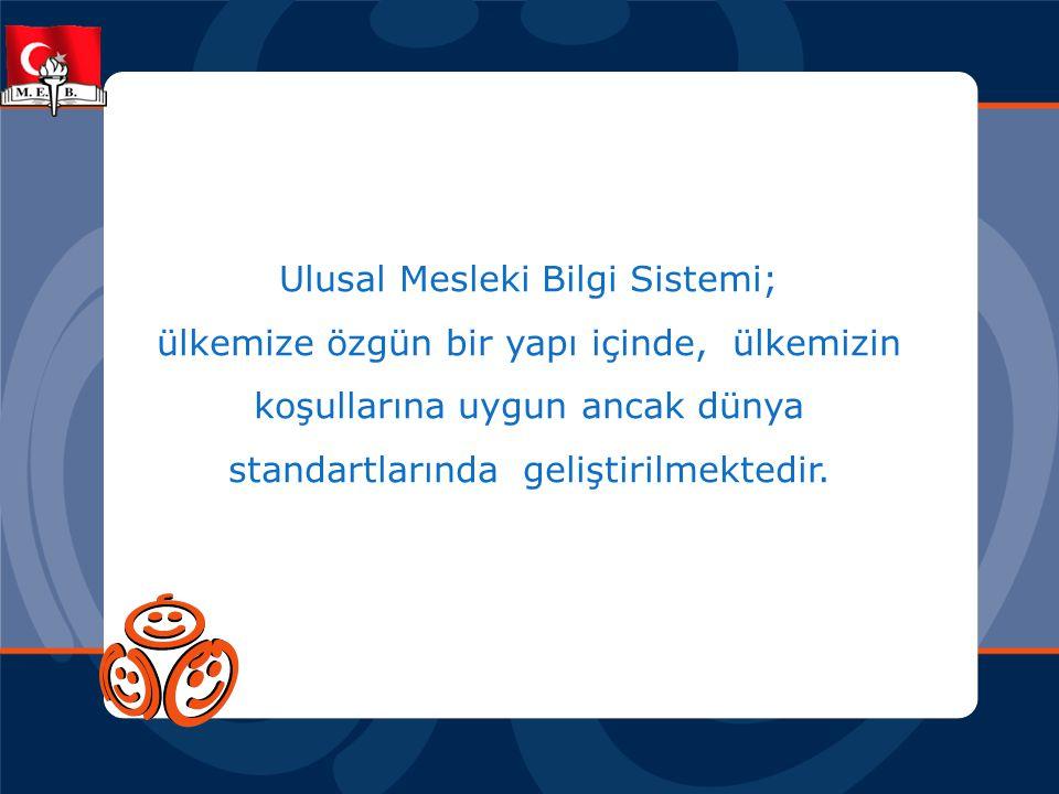 Ulusal Mesleki Bilgi Sistemi;