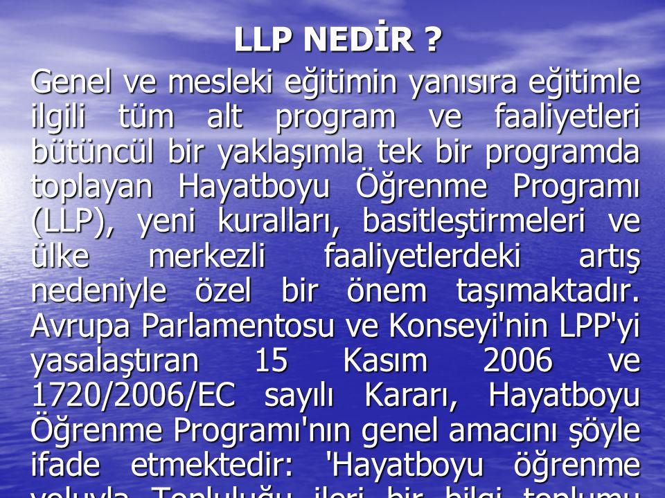 LLP NEDİR