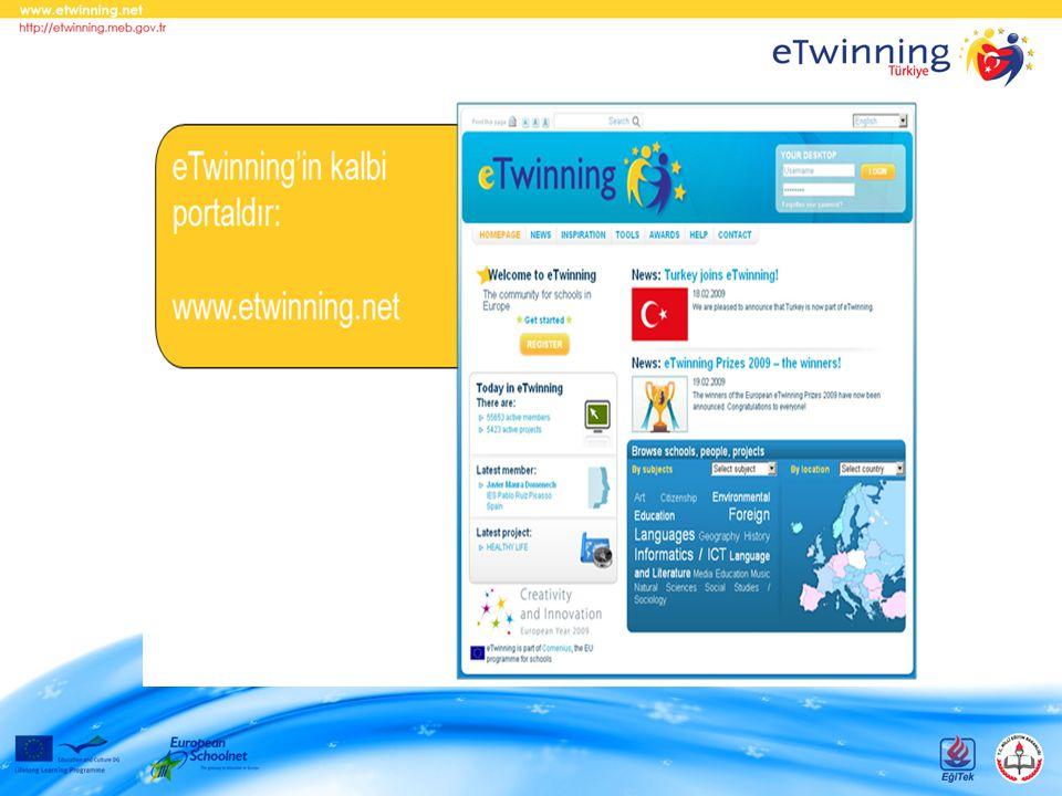 eTwinning Portalı