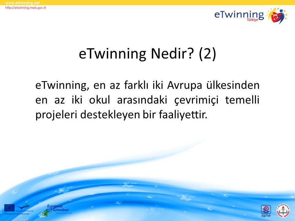 eTwinning Nedir.