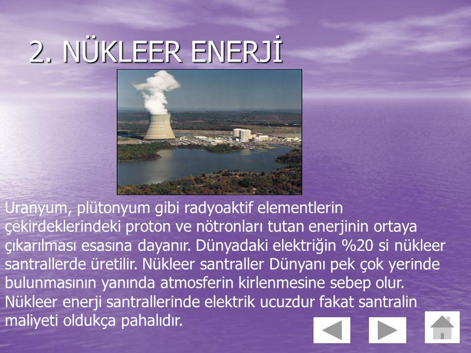 2. NÜKLEER ENERJİ