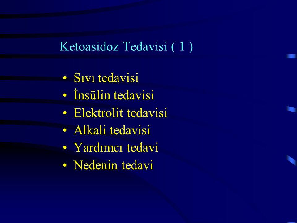 Ketoasidoz Tedavisi ( 1 )