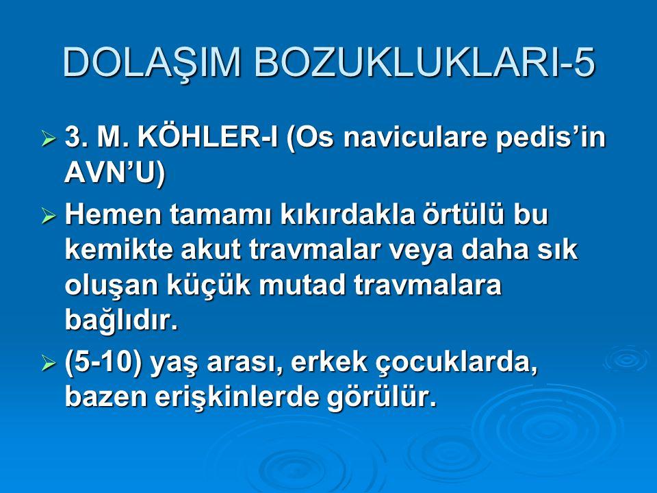 DOLAŞIM BOZUKLUKLARI-5