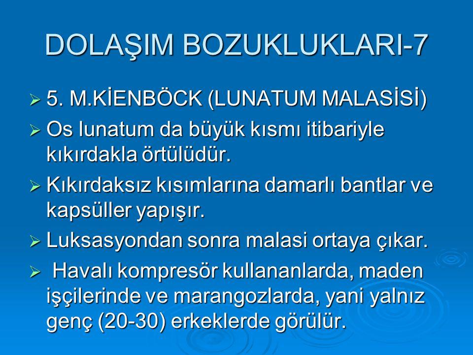 DOLAŞIM BOZUKLUKLARI-7