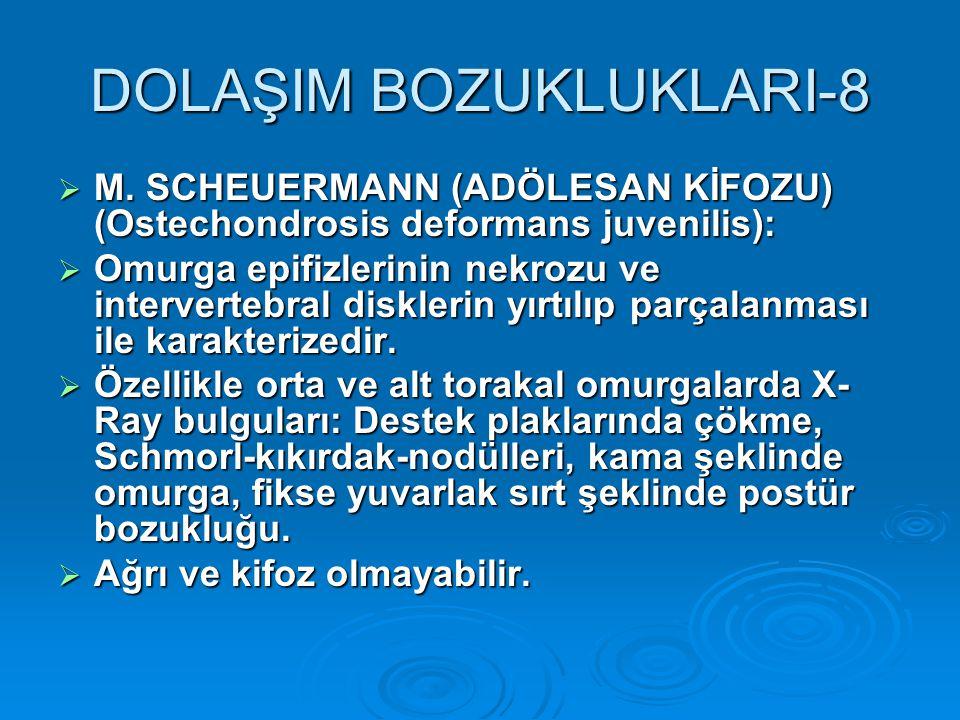 DOLAŞIM BOZUKLUKLARI-8
