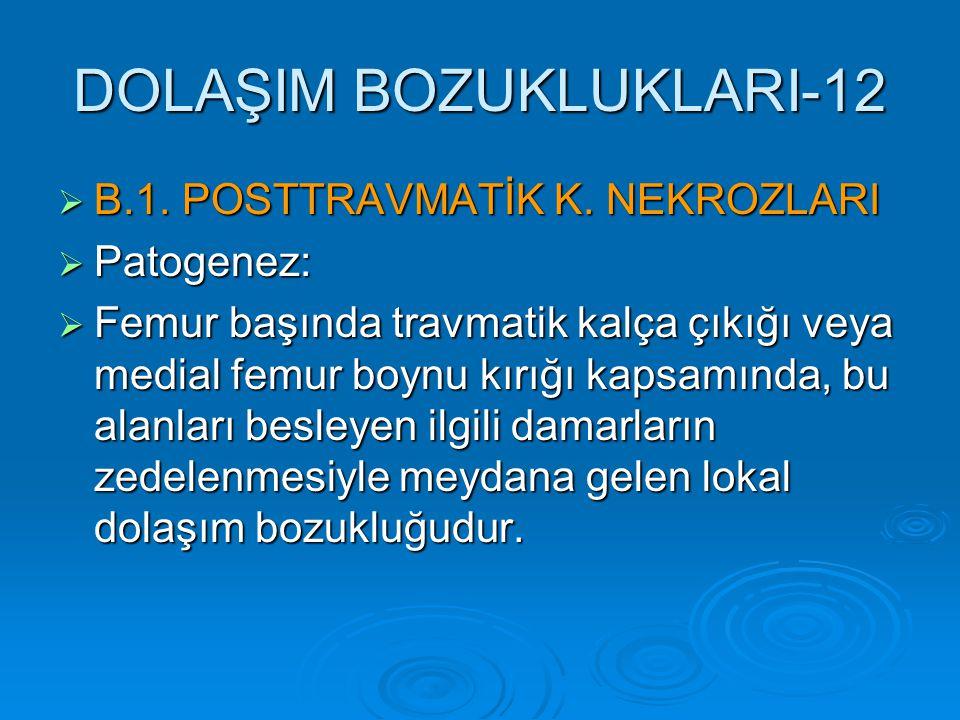 DOLAŞIM BOZUKLUKLARI-12