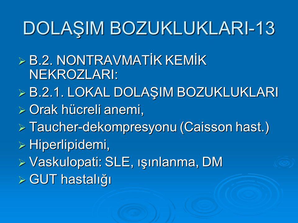 DOLAŞIM BOZUKLUKLARI-13