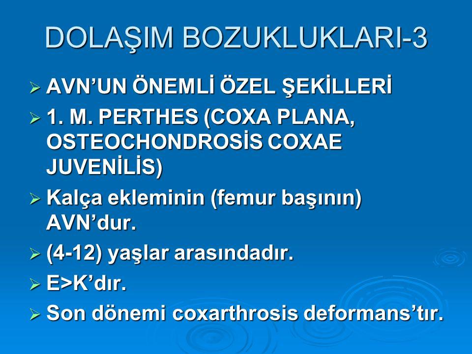 DOLAŞIM BOZUKLUKLARI-3