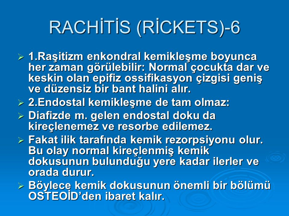 RACHİTİS (RİCKETS)-6