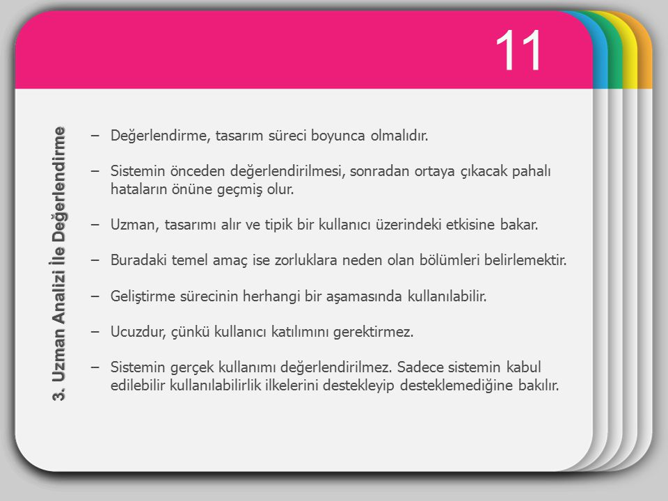 WINTER 11 Template 3. Uzman Analizi İle Değerlendirme