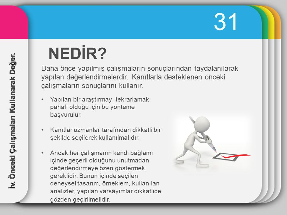 31 NEDİR