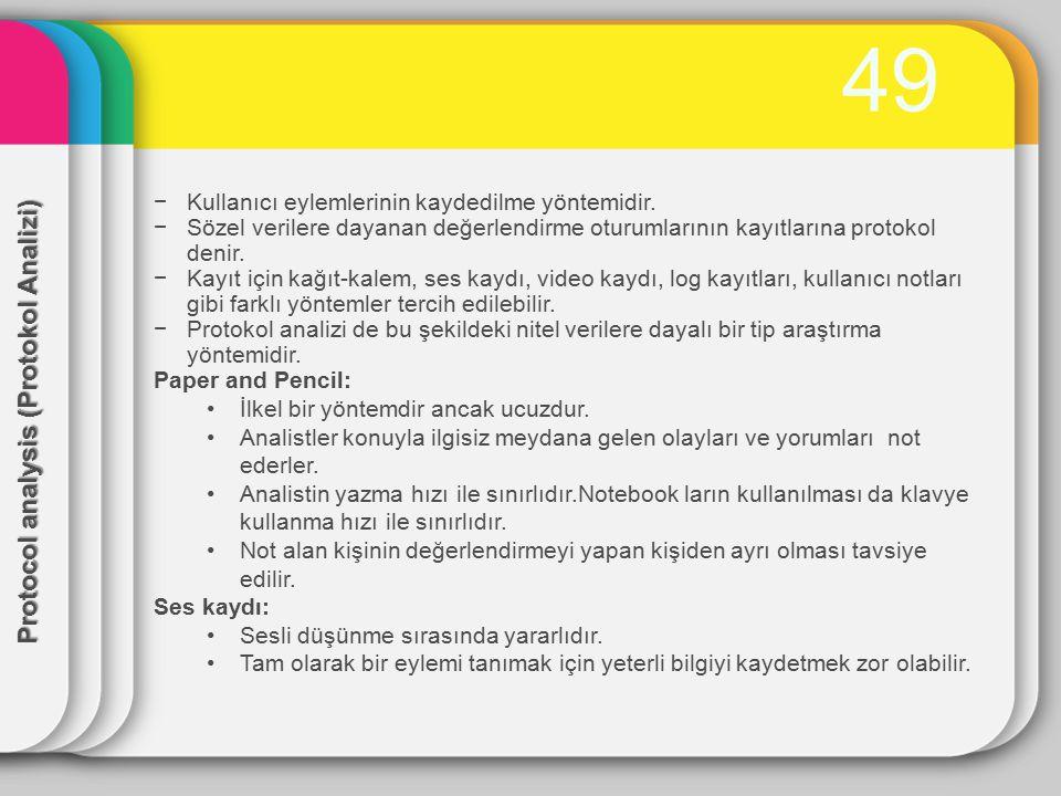 49 Protocol analysis (Protokol Analizi)
