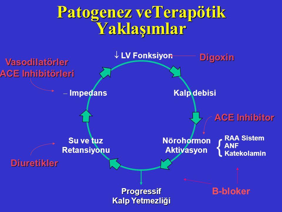 Patogenez veTerapötik Yaklaşımlar