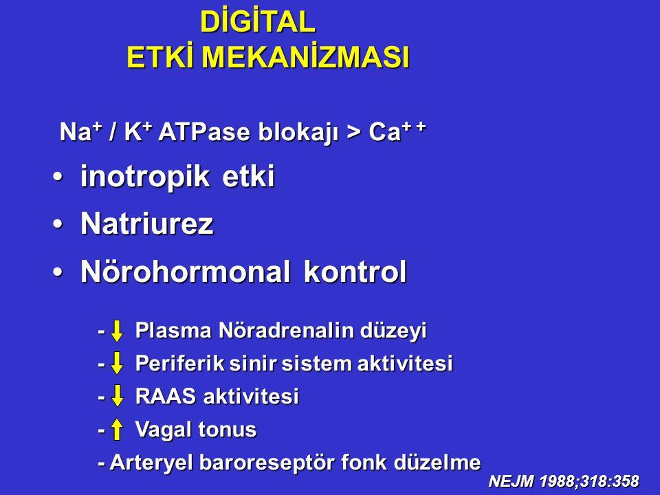 • Nörohormonal kontrol