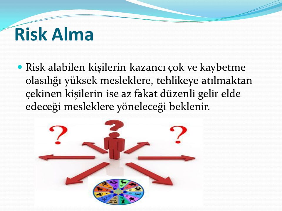 Risk Alma