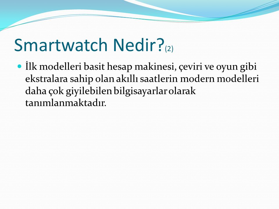 Smartwatch Nedir (2)