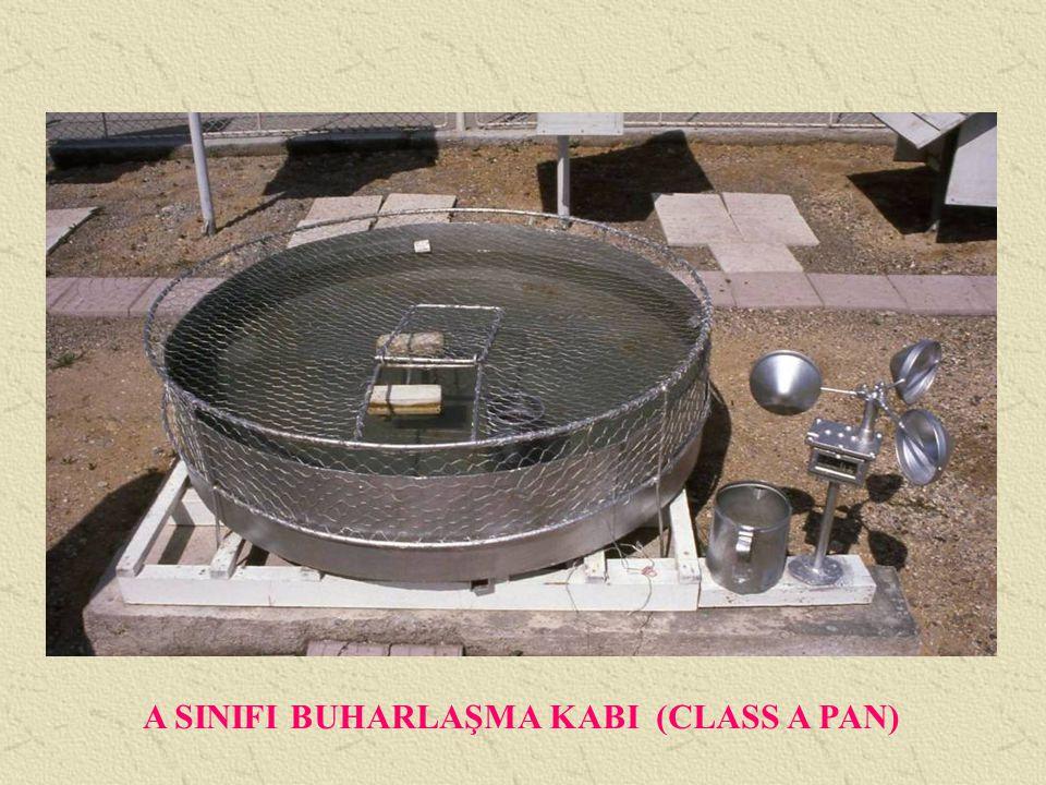 A SINIFI BUHARLAŞMA KABI (CLASS A PAN)