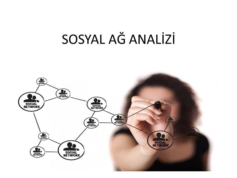 SOSYAL AĞ ANALİZİ