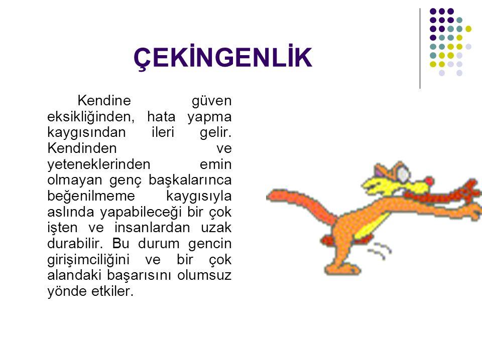 ÇEKİNGENLİK