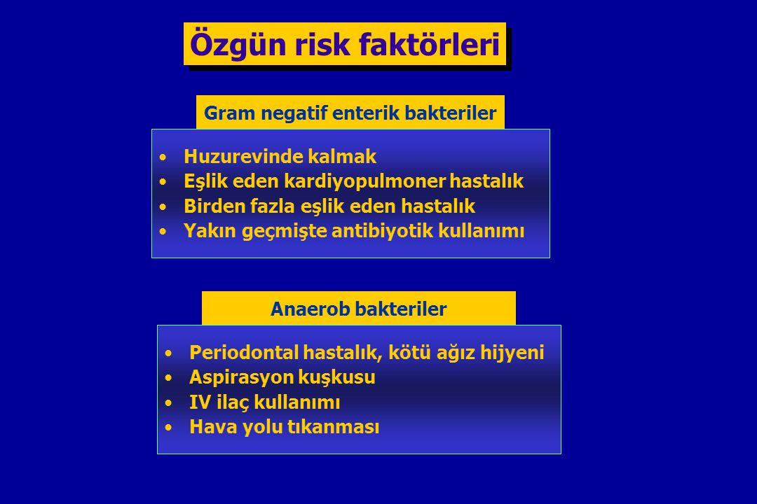 Gram negatif enterik bakteriler