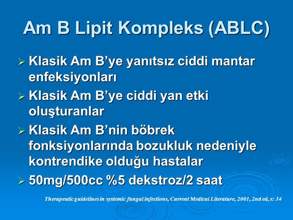 Am B Lipit Kompleks (ABLC)