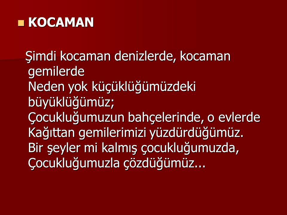 KOCAMAN